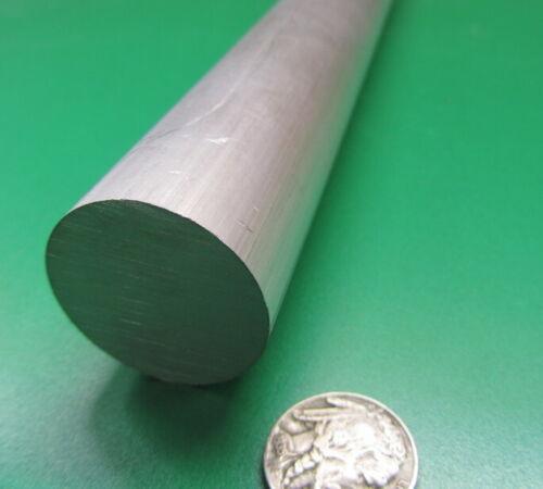 "2011 Aluminum Rod 1 3/8"" (1.375"")  x 2 Ft Length"
