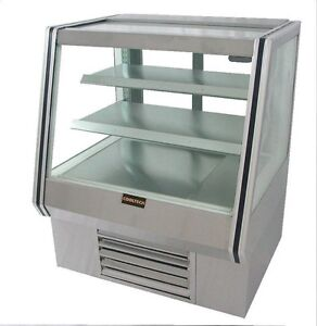 """Used Cooltech Refrigeration Bakery Display 36"""" CMPH-36CB"""
