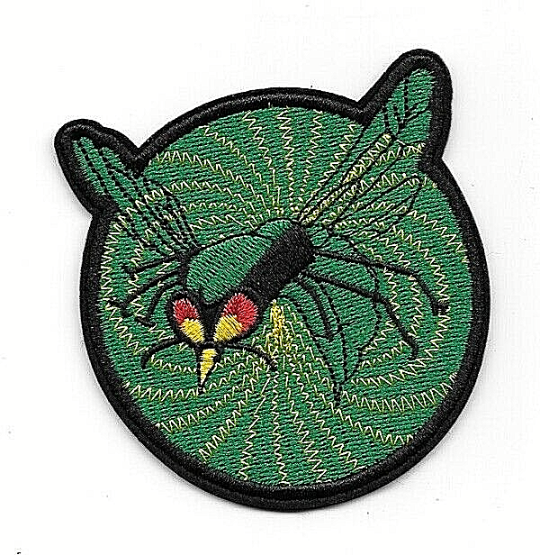 The Green Hornet 1966 TV Series Hornet Logo Embroidered Patch -new - $7.95