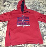 Boston Red Sox Baseball Hoodie!