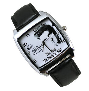 Elvis Presley The Beatle Marilyn Monroe Fashion Lady Woman Man Boy Watch Wrist