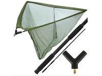 "NGT 42"" Carp Net and Telescopic Handle"