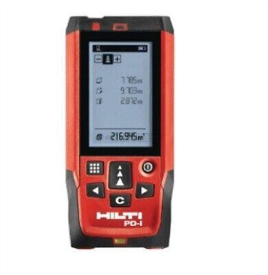 Hilti Pd-i Laser Range Meters Distance Measurer Meter New Nh