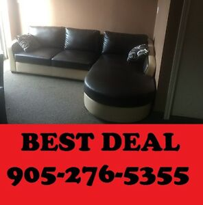 2PCS SECTIONAL SET ONLY $599.00