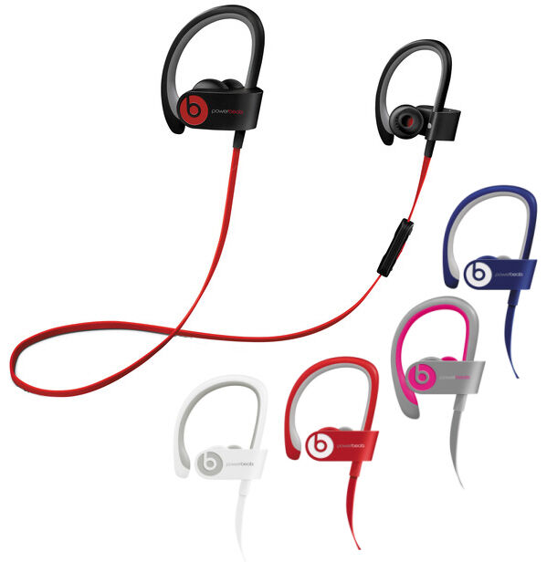 b739899236a Beats By Dr. Dre Powerbeats 2 Wireless Headphones Black,blue, pink, red,  white