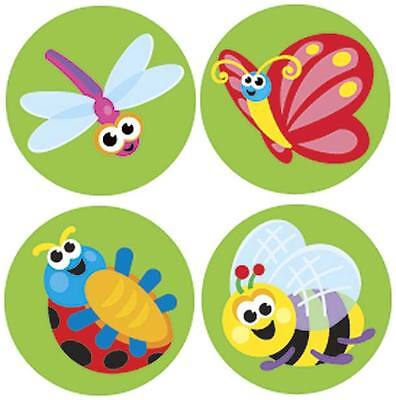 Itty Bitty Bugs (800 Itty Bitty Bugs SuperSpots reward chart stickers)