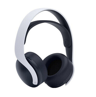 Sony Pulse 3D Wireless Gaming Headset for PS5 - White/Black