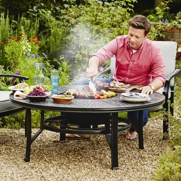 Garden Furniture Eastbourne jamie oliver fire pit garden furniture set | in eastbourne, east