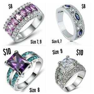 Brand New Womens Rings For Sale