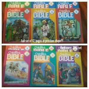 Complete Set of Kids Bible Stories For Sale