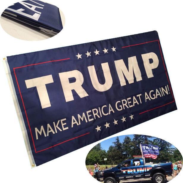 Trump 3x5 Foot Flag 2020 Make America Great Again Donald for President USA MAGA!