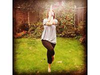 Adult Yogalates Class Right on Shirley High Street, Southampton