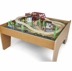 Imaginarium - kids train table