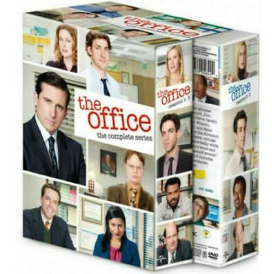 New! The Office:The Complete Series DVD Boxed Set Seasons 1-9 FREE SHIPPING Box Office Series