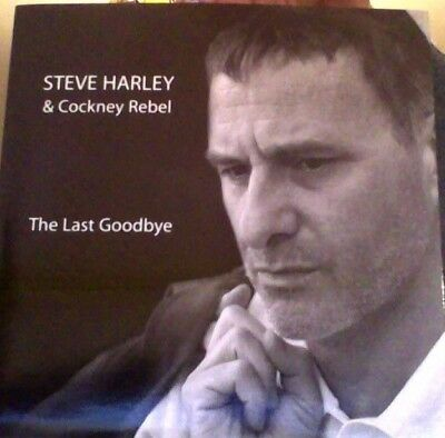 Steve Harley the last goodbye vinyl 7""