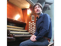 Organ lessons - Experienced teacher Finsbury park, Islington