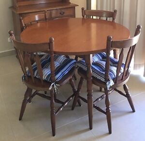 Mint condition chiswell dining set Bondi Eastern Suburbs Preview