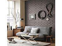 Brick effect decorative tiles
