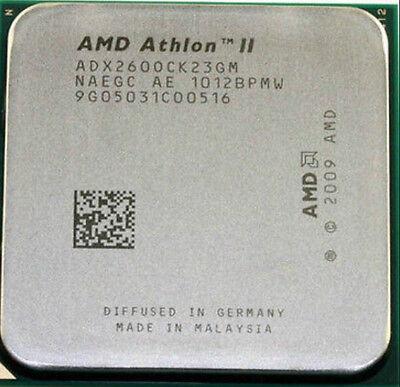 AMD CPU Athlon II X2-260 3.2GHz Socket AM3