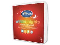 Silentnight Essentials Heated Underblanket - Single - Opened Packaging - Unused
