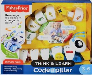 Brand New Fisher-Price Think & Learn Code-A-Pillar