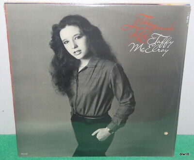 TAFFY McELROY - THE HEARTBREAK KID - SEALED VINYL LP