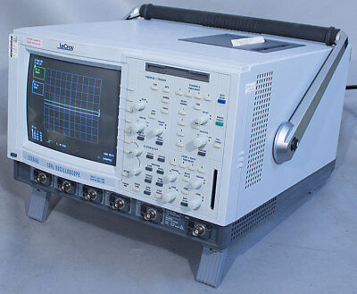 Lecroy Lc534al 1 Ghz 2 Gss 4-channel Color Digital Oscilloscope Wopts