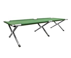 Brand new camping bed
