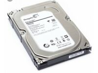 500gb seagate barraccuda Sata hard drive