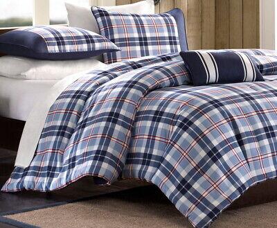 Mi-Zone Elliot Full/Queen Comforter Set Teen Boy Bedding - N