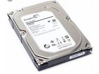 Seagate barracuda 500gb Sata hard drive