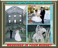EVENT+WEDDING PHOTOS+D J+ FLOWERS in your budget at 613 729 1583