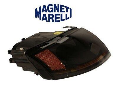 Passenger Right Marelli Halogen Headlight Headlamp Black Bazel for Audi TT 00-06