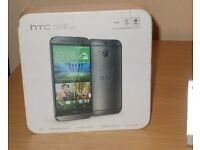 HTC One M8 16Gb [Unlocked & Boxed] Mint Condition as new.