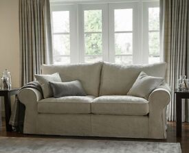 Cream sofa Collins & Hayes Large Fabric