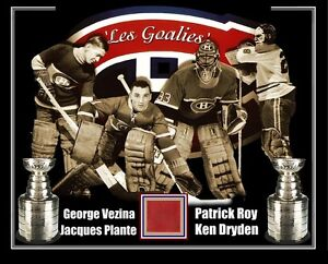 ROY-PLANTE-DRYDEN-VEZINA-PHOTO-MONTREAL-FORUM-RED-SEAT