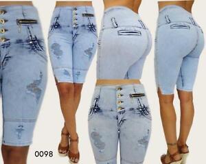 Levanta Cola Push Up Jeans, Shorts, Skirts