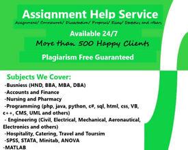 Expert Help-Essay,Assignment,Coursework,Dissertation,Programming,Networking,Cisco, DBA, PhD, MBA,BBA