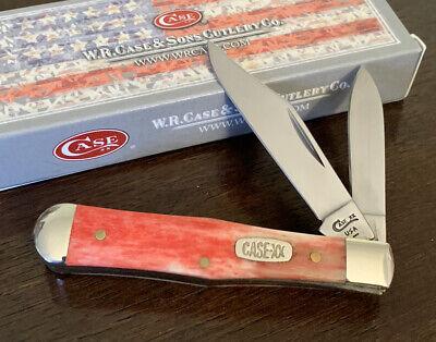1997 CASE XX RED APPALOOSA 6225 1/2 SMALL COKE BOTTLE POCKET KNIFE