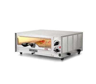 Fusion Premium 12 Pizza Snack Oven W See-thru Glass Door