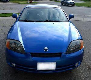 2004 Hyundai Tiburon GT TUSCANI Coupe (2 door)