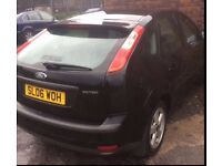2006 Ford Focus 1.6 **AUTOMATIC** 5 door/cheap tax/cheap insurance/easy parking/MOTD £1050!! PX?