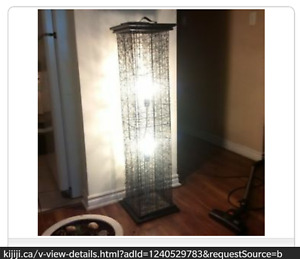 standing unique lighting for sale!