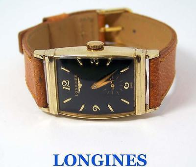 Vintage 14k LONGINES Winding Watch c.1940s Cal. 9LT* EXLNT Condition* SERVICED