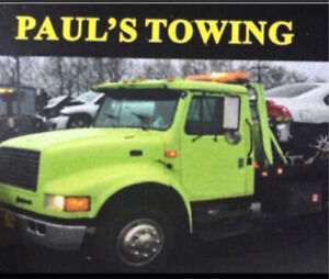 Paul's Towing: Cheap $99 FlatRate Towing in Calgary!