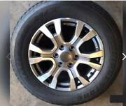 Ford Ranger Wildtrak wheels 18 inch alloys and rims brand new Semaphore Port Adelaide Area Preview