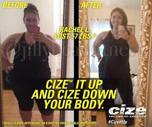 The END of exerCIZE! CIZE on SALE this Month! Let's Dance!! Kitchener / Waterloo Kitchener Area image 10