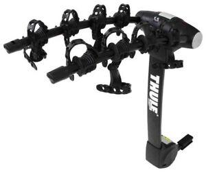 Thule 9029XT 4 bike hitch mounted carrier