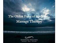Deep Tissue Massage and Pregnancy Massage in Kent