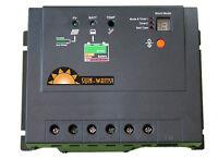 Nouveau contrôleur solaire MPPT Virtual Tracker Panneau solaire Québec City Québec Preview